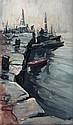 Douglas Elliott Fishboats at Wharf