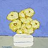 David J. Edwards Yellow Roses