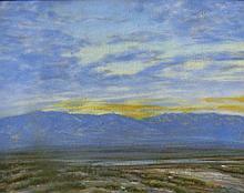 F. Grayson Sayre Nevada Landscape