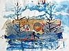 Patricia O'Hara Whistler Series: 8 Landscapes