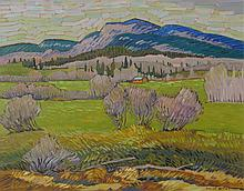 Nicholas Bott Early Spring, Bulkely Valley
