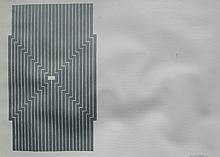 Frank Stella Aluminum Series