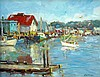Francine Noreau Fishing Village