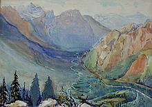 Fred Pye Alberta Landscapes (4)