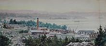 Marmaduke Matthews, Esquimalt Harbour
