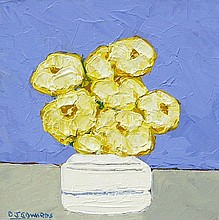 David Edwards Yellow Roses