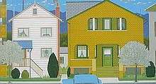 Jack Akroyd Untitled - Houses