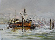 Celia Collin Vancouver Harbour