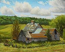 Bruce Heggtveit Farm near Cascades, Quebec