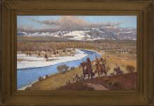 2016 Heart of the West Bozeman Live Auction