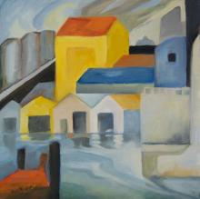 Urban Hideaway: Boat Houses, by Hita von Mende