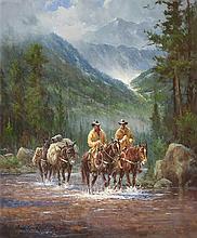 Men of the Northern Rockies, by Gary Lynn Roberts