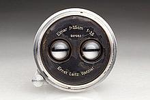 Stereo-Elmar 3.5/3.5cm *, 1940, no.567082