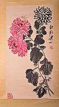 QI BAI SHI (齐白石1864-1957)
