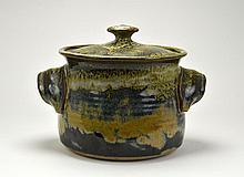 Bill Riddick Canadian Studio Pottery Tureen
