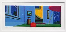 Nicholas Sistler (American 1954 - )