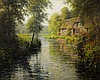 Louis Aston KNIGHT (French/American 1873 - 1948), Louis Aston Knight, CAD3,000