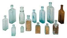 Thirteen Shaker bottles