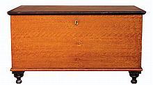19th c. blanket chest, 25