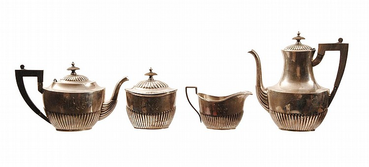 GORHAM TEA SET