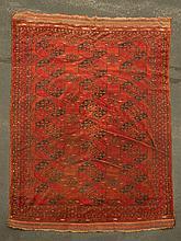 Bokhara rug, 8' x 11' 2