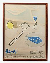 Bores still life poster