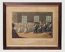 Shakers dance print