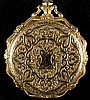 18kt YG Vintage LeRoy Hunter Pocket Watch W3756