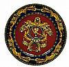 Versace Charger Plate W391