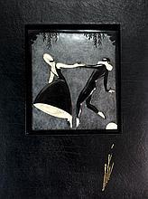 Erte Bronze Book Limited Edition W3355