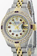 Rolex SS & YG 26mm Lady Datejust 6917 WA10353