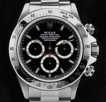 Rolex Daytona Zenith Movement W38255