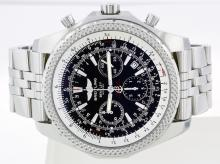 Breitling Stainless Steel 53mm Bentley Motors WA15903