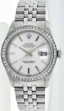 Rolex Stainless Steel 36mm Datejust WA9753