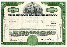 The Grand Union Company Capital Stock W53