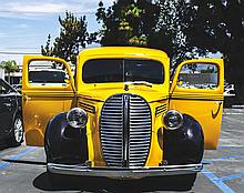 38 Ford Panel Truck W30000