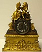 Antique 1860's French Clock