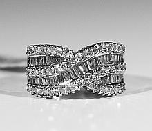 14kt WG 1.15ctw Diamond Ring WCJ3205