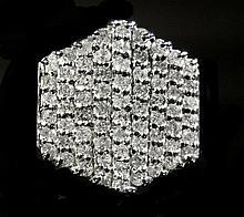 14kt WG 1.10ctw Diamond Ring WL3505