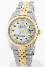 Rolex Stainless Steel&Yellow Gold 31mm Datejust WA11853