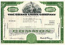 The Grand Union Company Capital Stock W53