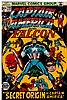 Marvel Comics: Captain America and the Falcon Year:1972