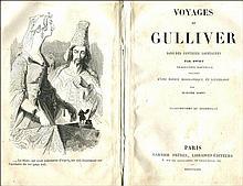 SWIFT (Jonathan) - Voyages de Gulliver. Dans des contrées lointaines par... Traduction nouvelle préc