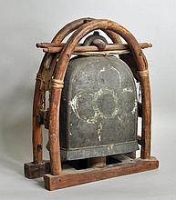Asian Bronze Bell