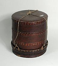 Chinese Three Tier Traveling Food Basket