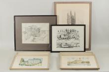 Six Etchings & Prints