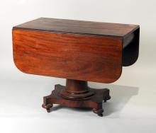 Boston Classical Mahogany Sofa Table