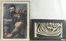Two 20th Century Artworks