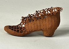 Sailors' Whimsy Knotted Rope Ladies' Shoe