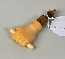 Nautical Ivory Cane Handle